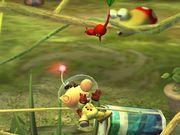 Ataque aéreo superior Olimar SSBB.jpg