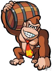 Art Oficial Donkey Kong en Mario vs Donkey Kong.jpg
