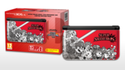 Pack Nintendo 3DS XL roja y Super Smash Bros. para Nintendo 3DS.png