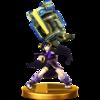 Trofeo de Pit Sombrío (alt.) SSB4 (Wii U).png