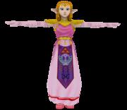 Pose T Zelda SSBM.png