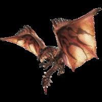 Art oficial de Rathalos en Super Smash Bros. Ultimate