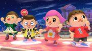 Confirmación de los trajes alternativos del Aldeano - SSB. for Wii U.jpg