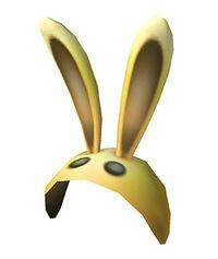 Art Oficial de la Capucha de conejo en Super Smash Bros. Brawl