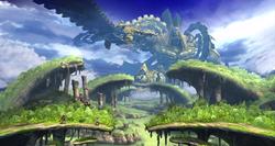 Llanura de Gaur SSB4 (Wii U).png