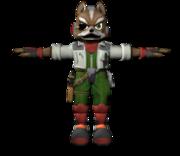 Pose T Fox SSB4 (Wii U).png