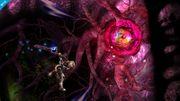 Shulk dentro de la Fortaleza Suprema SSB4 (Wii U).jpg