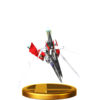 Trofeo de Wolfen (Assault) SSB4 (Wii U).png