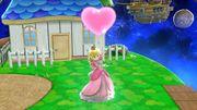 Ataque fuerte hacia arriba Peach SSB4 Wii U.jpg