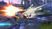 Ataque en carrera Tirador Mii SSB4 Wii U.jpg
