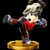 Trofeo de Karateka Mii (alt.) SSB4 (Wii U).png
