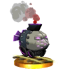 Trofeo de Tren Blindado SSB4 (3DS).png