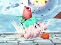 Kirby usando Recurrente SSBB.jpg