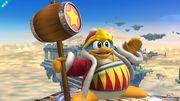 Rey Dedede en el Campo de Batalla (2) SSB4 (Wii U).jpg