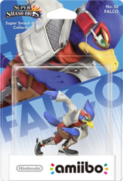 Embalaje del amiibo de Falco.png