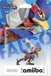 Embalaje del amiibo de Falco (América).jpg