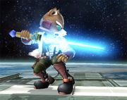 Fox con una Espada Laser SSBB.jpg