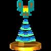 Trofeo de Jefe de Galaga SSB4 (3DS).png