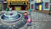 Ciudad en Animal Crossing City Folk.jpg