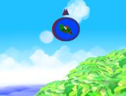 Lanzamiento hacia arriba de Kirby (2) SSBM.png