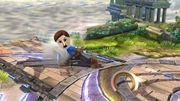 Espadachín Mii usando Chakram (2) SSB4 (Wii U).jpg