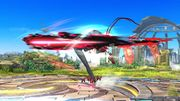 Ataque Fuerte Lateral Bayonetta (1) SSB Wii U.jpg