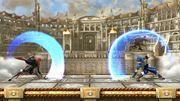 Comparacion Marth y Lucina SSB4 (Wii U).jpg