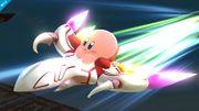 Kirby montando el Dragoon SSB4 (Wii U).jpg