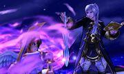 Daraen (version femenina) agarrando a Pit SSB4 (3DS).jpg