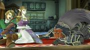 Créditos Modo Leyendas de la lucha Zelda SSB4 (Wii U).png