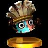 Trofeo de Kalimbero SSB4 (3DS).png