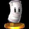 Trofeo de Saco de arena SSB4 (3DS).png