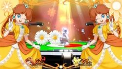 Daisy usando Margarita en Super Smash Bros. Ultimate