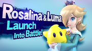 Rosalina & Luma Launch into Battle! Tráiler SSB4.png