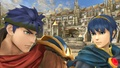 Ike y Marth en el Coliseo SSB4 (Wii U).jpg