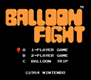 Pantalla de titulo de Balloon Fight.png