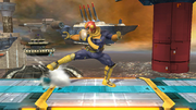 Ataque Smash inferior de Captain Falcon (2) SSB4 (Wii U).png