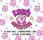 Pantalla de titulo de Kirby's Adventure.jpg