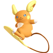 Artwork de Raichu de Alola en Super Smash Bros. Ultimate.png