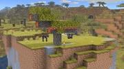 Mundo de Minecraft (Sabana) SSBU.jpg