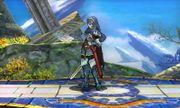 Burla hacia abajo Lucina SSB4 (3DS).jpg