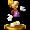 Trofeo de Rayman SSB4 (Wii U).png