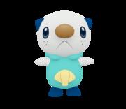 Pose T Oshawott SSB4 (Wii U).png