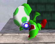 Lanzamiento huevo de Yoshi SSB.png