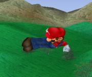 Ataque aéreo hacia atrás de Mario SSBM.png