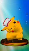 Trofeo de Pikachu (Smash 2) SSBM.png