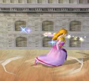 Ataque fuerte lateral de Zelda (2) SSBM.png