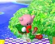 Lanzamiento hacia abajo de Kirby (2) SSBM.png
