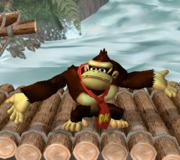 Ataque Smash hacia arriba de Donkey Kong (1) SSBM.png