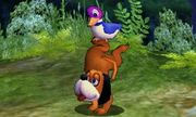 Burla lateral de Dúo Duck Hunt SSB4 (3DS).jpg